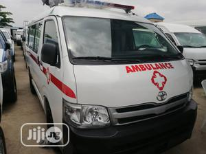 Toyota Hiace 2014 Ambulance | Buses & Microbuses for sale in Lagos State, Ikeja