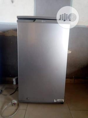 8 Months Old LG 131 Litres Energy-saving Fridge | Kitchen Appliances for sale in Rivers State, Port-Harcourt