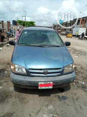 Toyota Sienna 1999 Blue | Cars for sale in Lagos State, Ojo