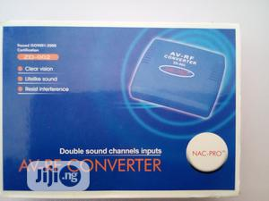 Av To Rf Converter | Accessories & Supplies for Electronics for sale in Cross River State, Calabar