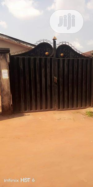 3 Bedroom Bungalow With Room & Parlor Self Contain BQ For Sale | Houses & Apartments For Sale for sale in Edo State, Benin City