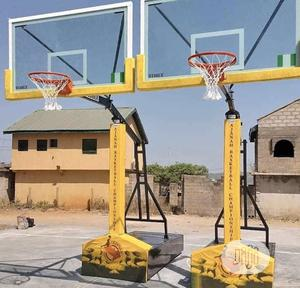 Olympic Basketball Stand | Sports Equipment for sale in Rivers State, Port-Harcourt