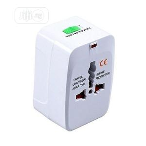 Surge Protector and Travel Wall Charger | Accessories & Supplies for Electronics for sale in Lagos State, Ikeja