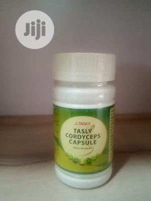 Tasly Cordyceps Capsule   Vitamins & Supplements for sale in Abuja (FCT) State, Wuse 2