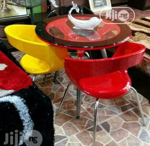 Quality Glass Dinning Table | Furniture for sale in Lagos State, Ojo