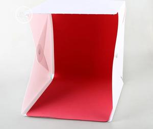 """9"""" Mini Folding Photo Studio Box With LED Light Background   Accessories & Supplies for Electronics for sale in Lagos State, Amuwo-Odofin"""