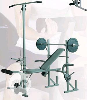 Multi Functional Bench Press Available | Sports Equipment for sale in Rivers State, Port-Harcourt
