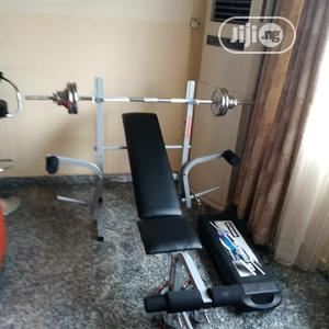 Brand New, Multi Purpose Weight Lifting Bench Or Bench Press. | Sports Equipment for sale in Oyo State, Ibadan