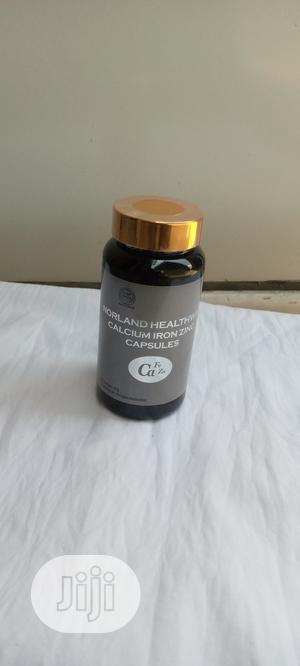 Norland Calcium Iron And Zinc Supplement For Arthritis | Vitamins & Supplements for sale in Ogun State, Sagamu