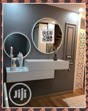 Console Table With Mirror | Home Accessories for sale in Lagos State, Ajah
