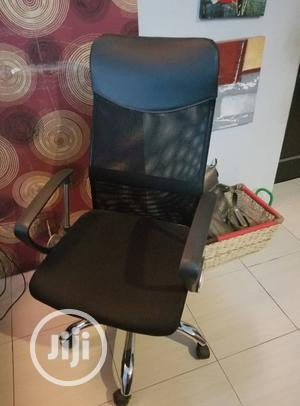 High Back Mesh Swivel Office Chair   Furniture for sale in Lagos State, Lekki