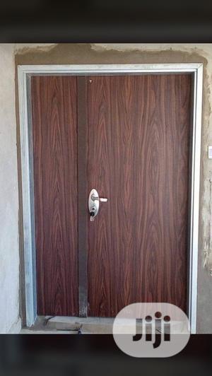 Isreali Security Door | Doors for sale in Abuja (FCT) State, Kaura