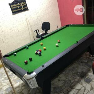 Foreign Snooker Board With Complete Accesories   Sports Equipment for sale in Lagos State, Ikeja