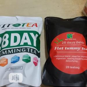 Flat Tummy & Fit Tea | Vitamins & Supplements for sale in Lagos State, Isolo