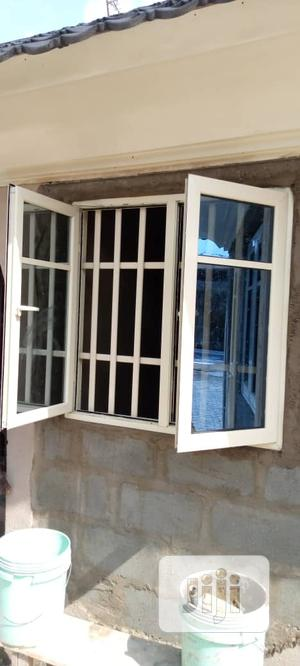 Aluminium Casement Window With Inner Burglary And Inner Net. | Other Services for sale in Lagos State, Lekki