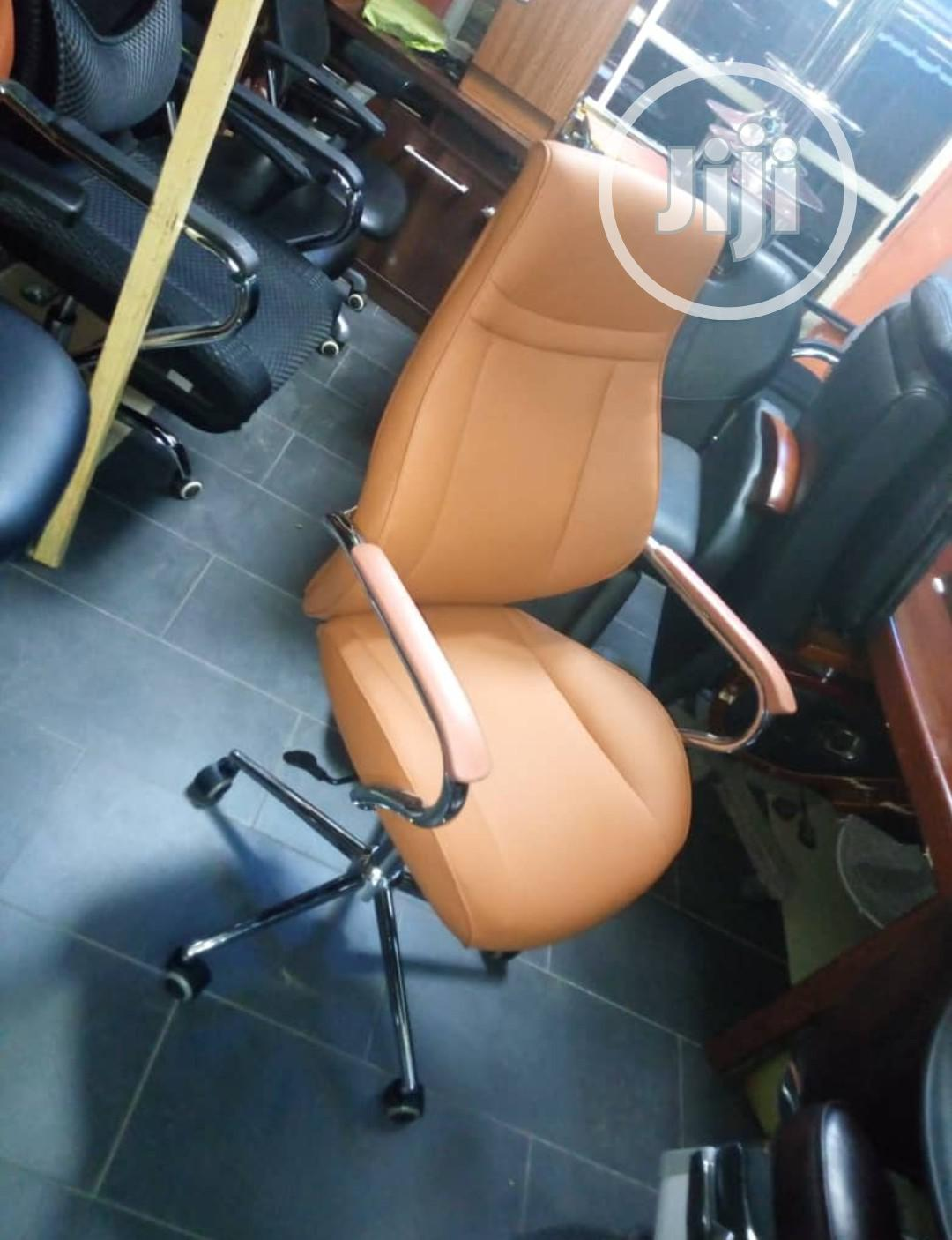 Supreme Brown Executive Office Chair
