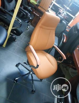 Supreme Brown Executive Office Chair | Furniture for sale in Lagos State, Amuwo-Odofin