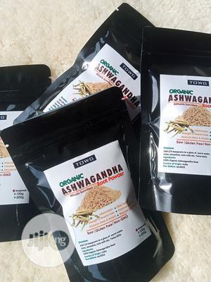Organic Ashwagandha Powder 100g   Vitamins & Supplements for sale in Lagos State, Magodo