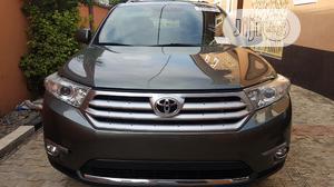 Toyota Highlander 2012 SE Green | Cars for sale in Lagos State, Alimosho