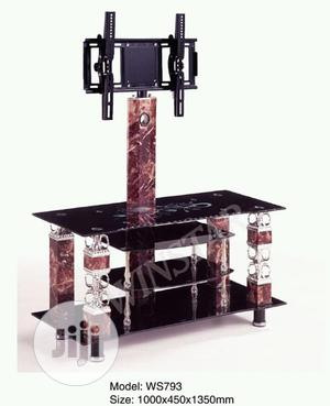 Glass TV Stand | Furniture for sale in Lagos State, Isolo