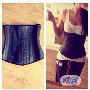 Kim K Latex Waist Trainer | Sports Equipment for sale in Lagos State, Isolo