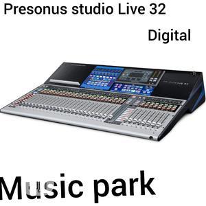 Presonus Studio Live Digital 32   Audio & Music Equipment for sale in Lagos State, Oshodi