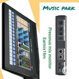 Personal Monitor Mixers Presonus Earmix 16M.   Audio & Music Equipment for sale in Lagos State, Oshodi