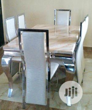 Durable Imported Marble Dining Table | Furniture for sale in Lagos State, Amuwo-Odofin