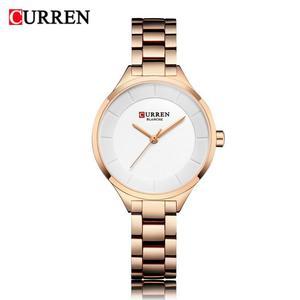 Curren New Quartz Top Brand Luxury Fashion Women Wristwatches   Watches for sale in Lagos State, Ikeja