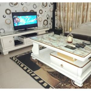 Scratch Free Center Table Tv Stand(003) | Furniture for sale in Lagos State, Surulere