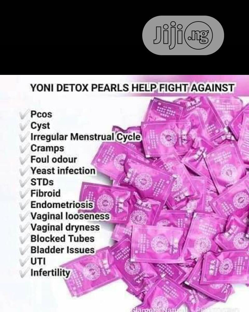 Yoni Pearl