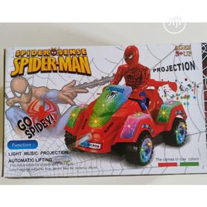 Spider-man Battery Powered Ride-on Car For Kids   Toys for sale in Lagos State, Amuwo-Odofin