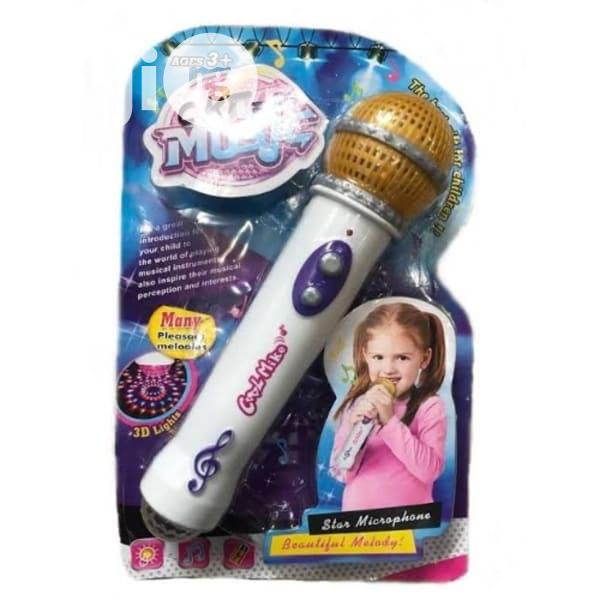 Love Music Microphone For Kids