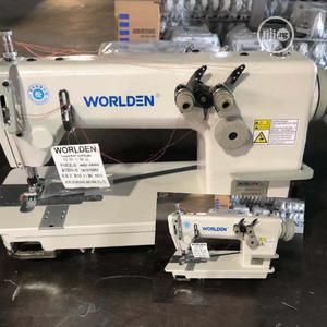 Double Needle Chain Sewing Machine | Home Appliances for sale in Lagos State, Lagos Island (Eko)