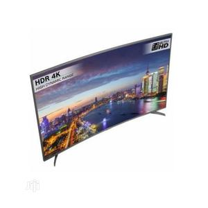 Hisense 55'' Curved Uhd 4K S   TV & DVD Equipment for sale in Abuja (FCT) State, Wuse