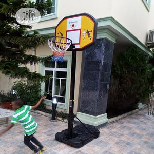 Basketball Stand (Adjustable And Automobile) | Sports Equipment for sale in Abuja (FCT) State, Asokoro