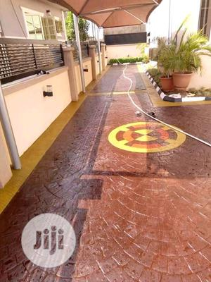 Concrete Stamp Floor and Installation | Building & Trades Services for sale in Lagos State, Lekki