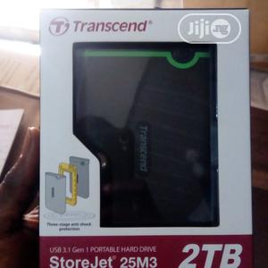 Transcend External HDD 2TB | Computer Hardware for sale in Lagos State, Ikeja