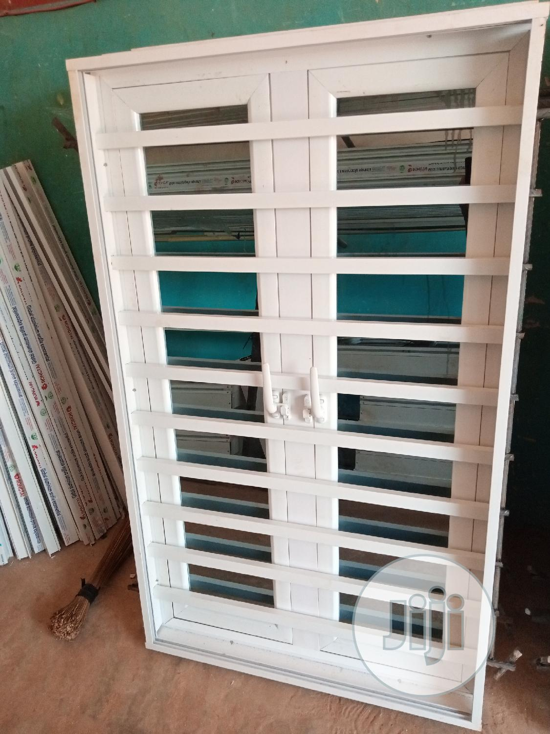 Prime Casement Windows With Protector