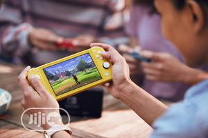 USA Nintendo Switch Lite - Yellow   Video Game Consoles for sale in Lagos State, Alimosho