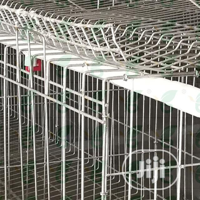 China Factory Hot Dipped Galvanized Battery Cage Quality Poultry Cage   Farm Machinery & Equipment for sale in Kaduna / Kaduna State, Kaduna State, Nigeria