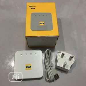 ZTE MTN 4G LTE & 3G Mobile Universal Mifi/Wifi Modem/Router   Networking Products for sale in Lagos State, Ikeja