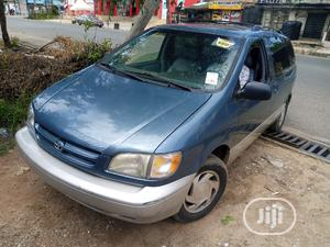 Toyota Sienna 1999 Green | Cars for sale in Lagos State, Isolo