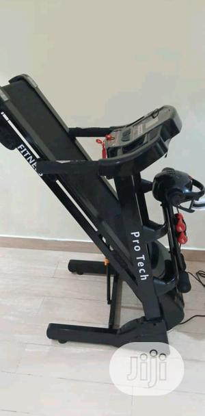 2.5hp Treadmill With Massager | Sports Equipment for sale in Lagos State, Lagos Island (Eko)