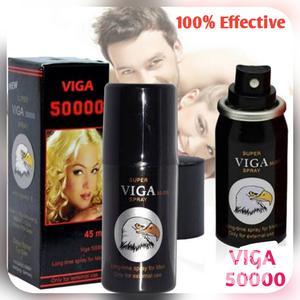 Super Viga Spray 50000 Delay For Men Premature Ejaculation | Sexual Wellness for sale in Lagos State, Surulere