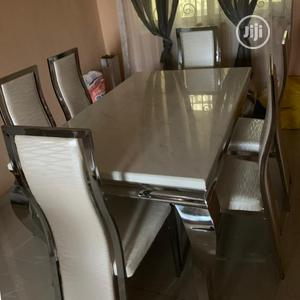 Imported Marble Dining Table | Furniture for sale in Lagos State, Gbagada
