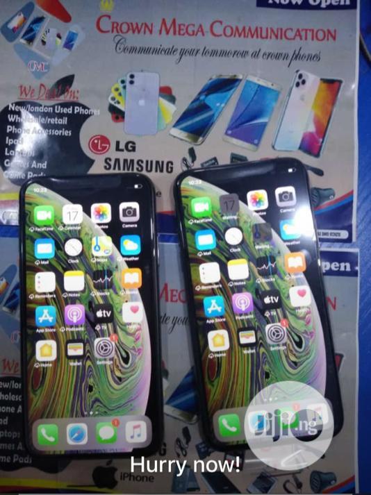 Apple iPhone XS 64 GB Black | Mobile Phones for sale in Owerri, Imo State, Nigeria