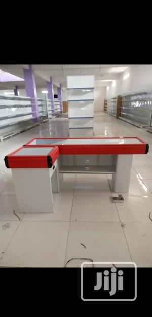 Cashier Desk/Check Out Counter | Store Equipment for sale in Lagos State, Agboyi/Ketu