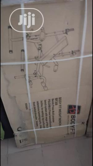 Bodyfit Weight Bench | Sports Equipment for sale in Lagos State, Lagos Island (Eko)