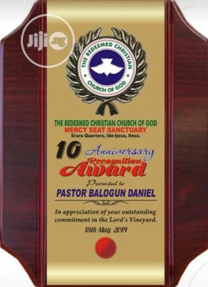 Wooden Award | Arts & Crafts for sale in Lagos State, Mushin
